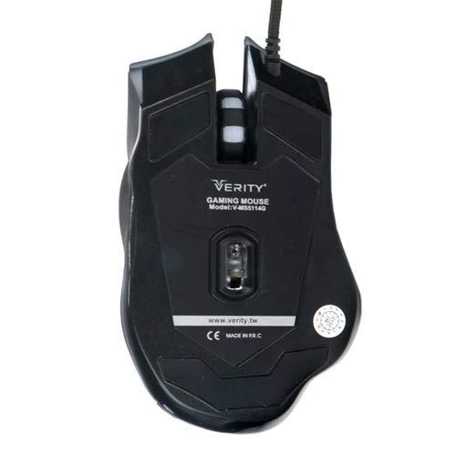 موس گیمینگ سیم دار Verity مدل V-MS5114G