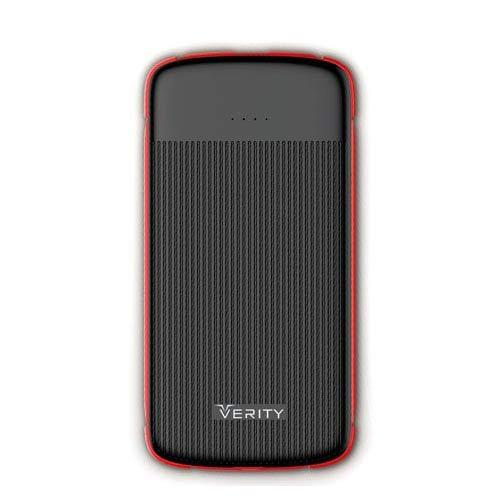 پاورپاور بانک Verity مدل V-PU95B با ظرفیت 10000 میلی آمپر بانک Verity مدل V-PU95B با ظرفیت 10000 میلی آمپر