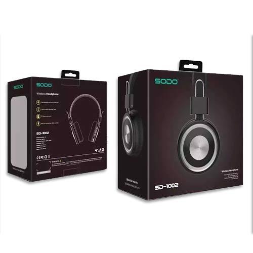 هدفون بلوتوث SODO مدل SD-1002