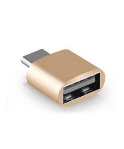 تبدیل OTG فلزی USB به Type-c