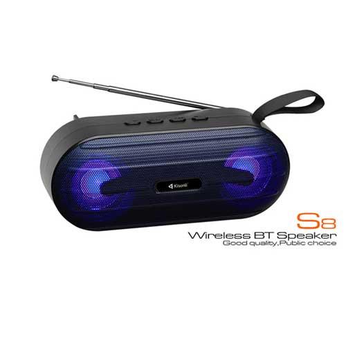 رادیو اسپیکر بلوتوث Kisonli مدل S8