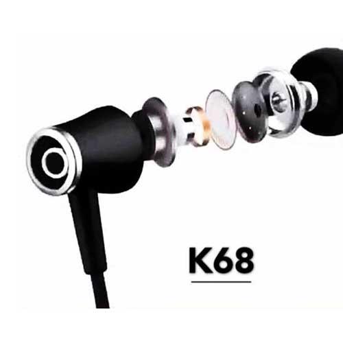هندزفری Kin Kyin مدل K68