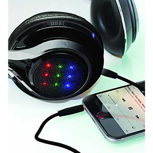 هدست بلوتوث چراغدار Soundlogic