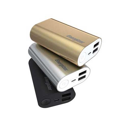 پاوربانک Energizer مدل UE 10008 با ظرفیت 10000 میلی آمپر