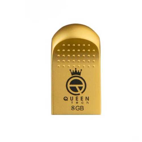 فلش ۸ گیگ Queen Tech مدل Knob