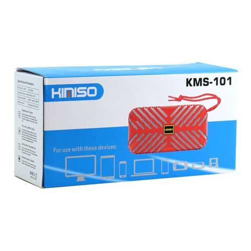 اسپیکر بلوتوث Kiniso مدل KMS-101