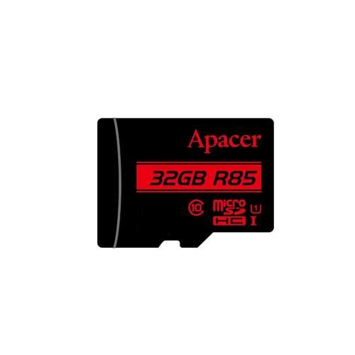 رم میکرو 32 گیگ Apacer کلاس ۱۰ استاندارد UHS-I