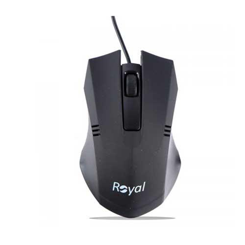 موس سیم دار Royal مدل R-M754