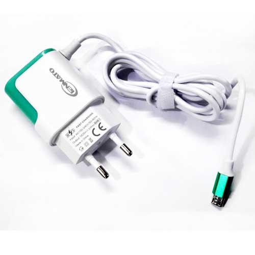 سرشارژر Cienmato مدل CX-059 همراه با کابل میکرو USB