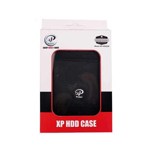 کیف هارد اکسترنال ایکس پی پروداکت مدل XP-HD8500