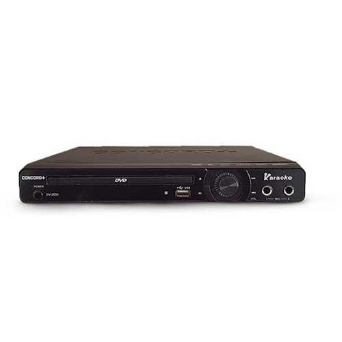 دستگاه پخش DVD کنکورد پلاس مدل DV-2650