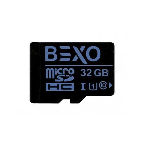 رم میکرو 32 گیگ Bexo کلاس 10 استاندارد UHS-I U1