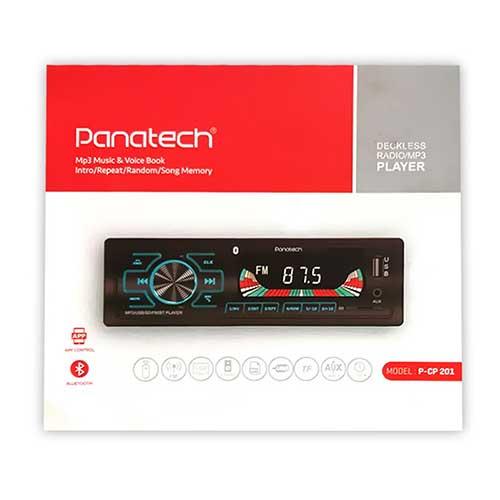 ضبط ماشین بلوتوثی Panatech مدل P-CP 201