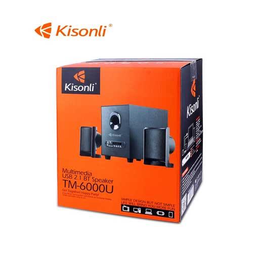 اسپیکر سه تیکه Kisonli مدل TM-6000U