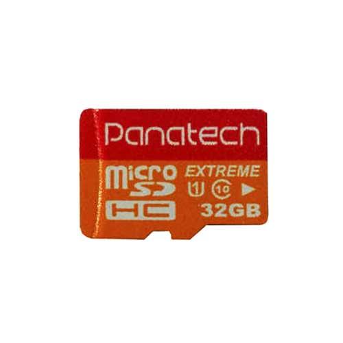 رم میکرو 32 گیگ Panatech کلاس ۱۰ استاندارد UHS-I