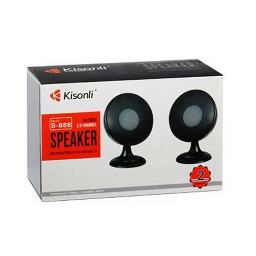 اسپیکر لپ تاپی Kisonli مدل S-888
