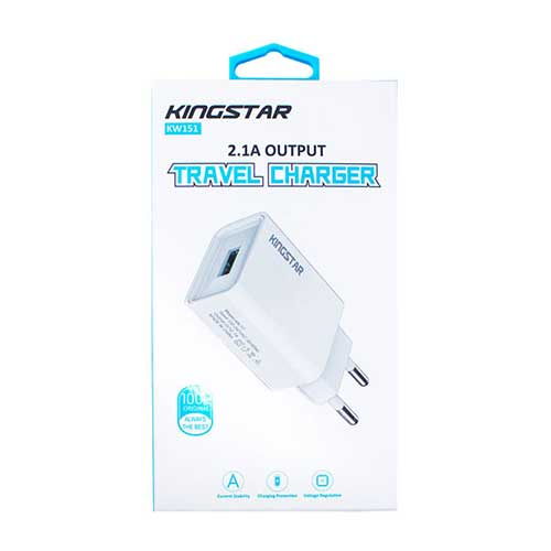 سرشارژر Kingstar مدل KW151