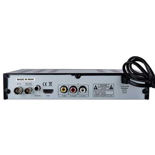 گیرنده دیجیتال Panatech مدل P-DJ4410