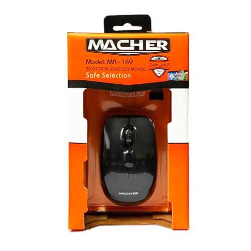 موس بلوتوث Macher مدل MR-169
