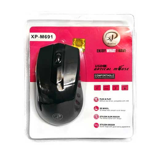 موس سیم دار XP Product مدل XP-M691D