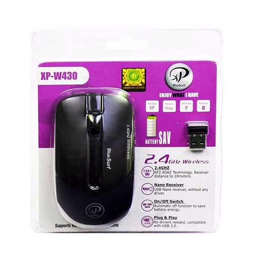 موس بلوتوث XP Product مدل XP-W430D