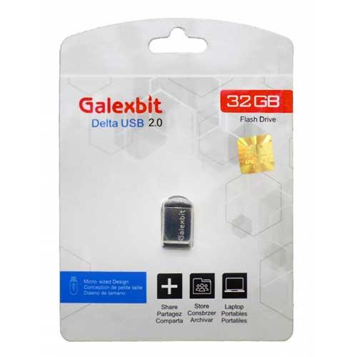 فلش 32 گیگ Galexbit مدل Delta USB2.0