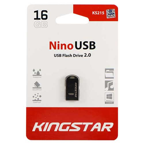 فلش 16 گیگ Kingstar مدل Nino USB KS215