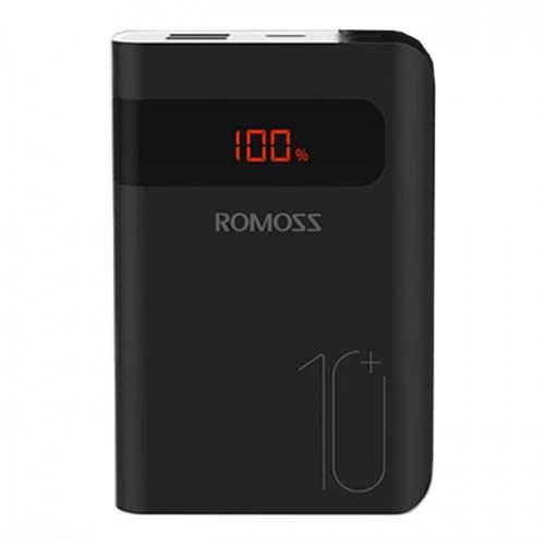 پاور بانک Romoss مدل Sense 4 PS +PPH 10 با ظرفیت 10000 میلی آمپر