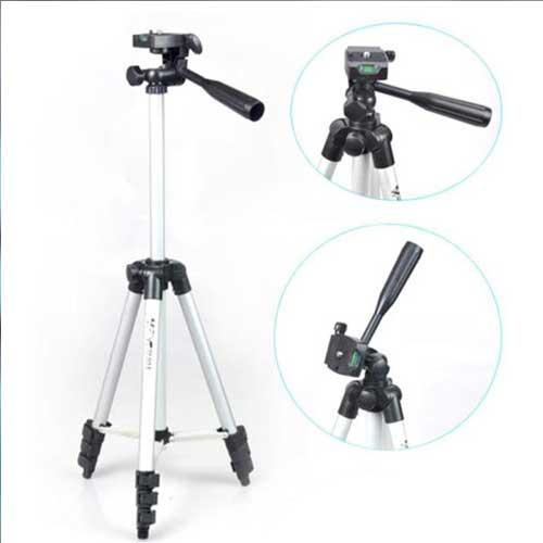سه پایه دوربین و موبایل مدل Tripord 3110