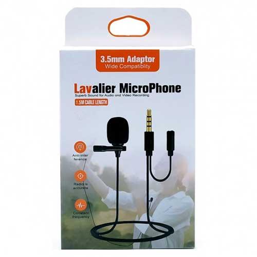 میکروفون یقه ای Lavalier مدل HSX-M04