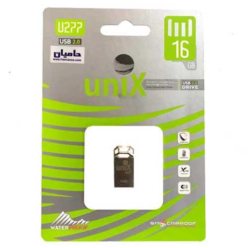 فلش 16 گیگ Unix مدل U277