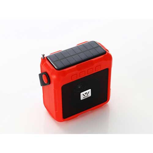 اسپیکر بلوتوث خورشیدی Daniu مدل T4