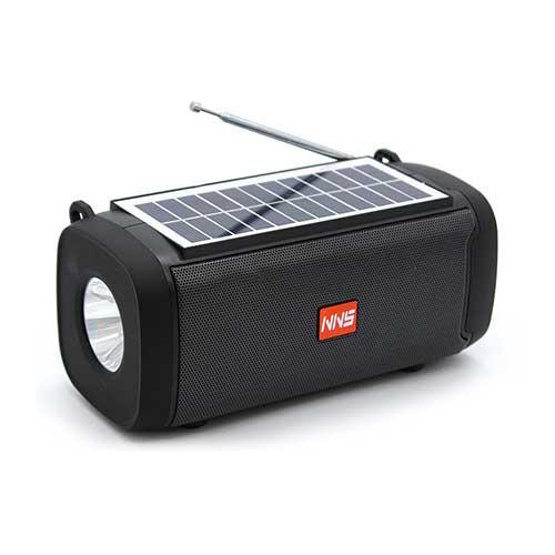اسپیکر بلوتوث خورشیدی NNS مدل NS-S123S