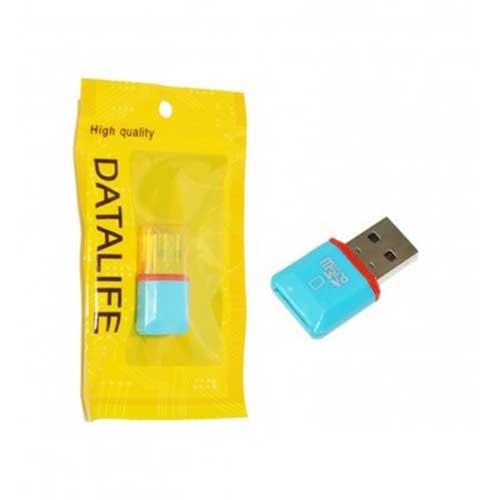 رم ریدر تک کاره دیتا لایف مدل Micro SDHC USB3.0