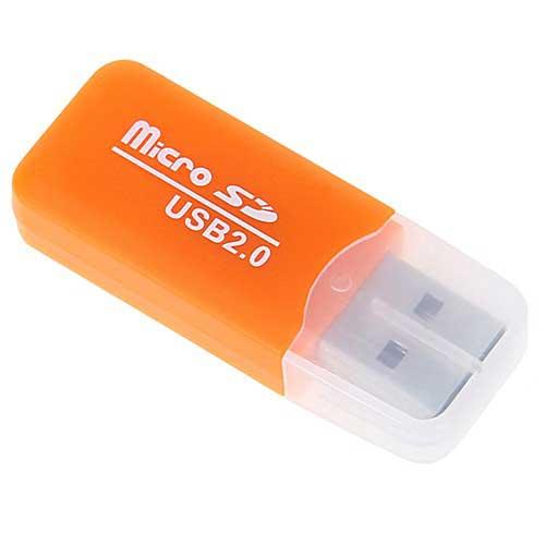رم ریدر تک کاره Royal مدل Micro SDHC USB2.0