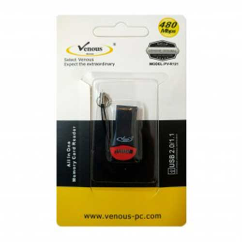 رم ریدر تک کاره Venous مدل PV-R121