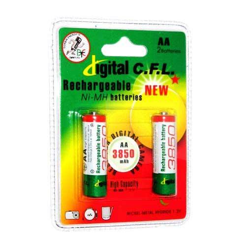 باتری قلم شارژی DIGITAL C.F.L 3850 mAh