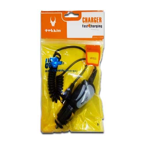شارژر فندکی Dekkin مدل DK-6101 همراه با کابل میکرو USB