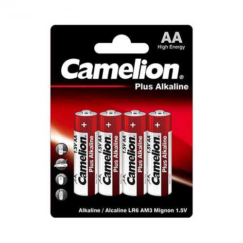 باتری قلم آلکالاین پلاس Camelion مدل LR6 AM3