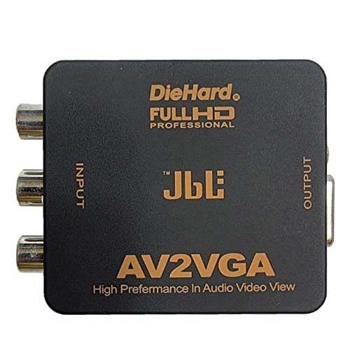 تبدیل AV به VGA جی بی ال مدل AV-1