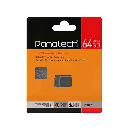 فلش 64 گیگ Panatech مدل P302