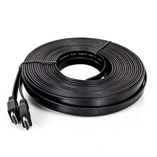کابل HDMI فلت به طول 15 متر