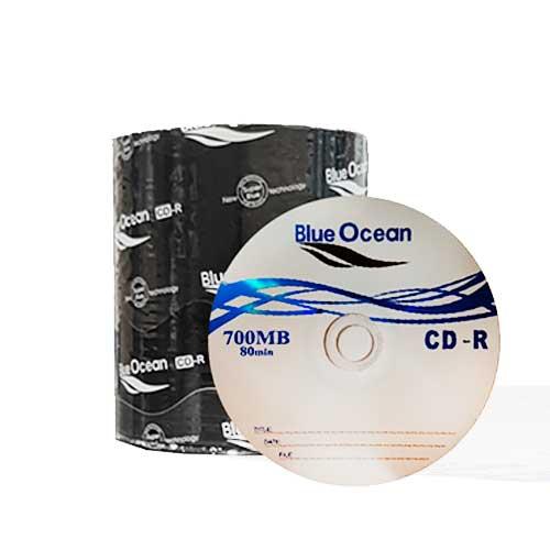 سی دی خام Blue Ocean پک 100 تایی