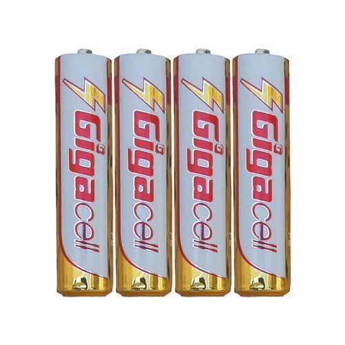 باتری قلم Gigacell مدل R6-4S شرینگ بسته بندی 4 تایی