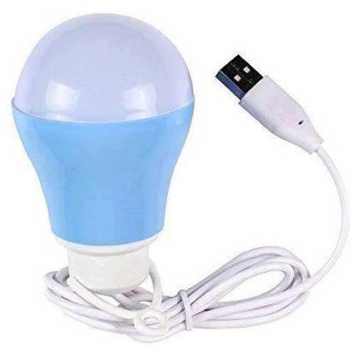 لامپ LED دوکاره USB و میکرو USB
