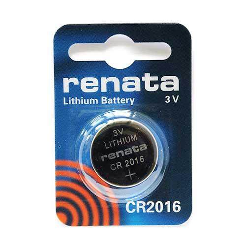 باتری سکه ای لیتیومی Renata مدل CR2016
