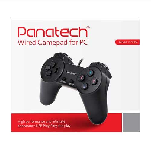 دسته بازی کامپیوتر تک ساده Panatech مدل P-G504