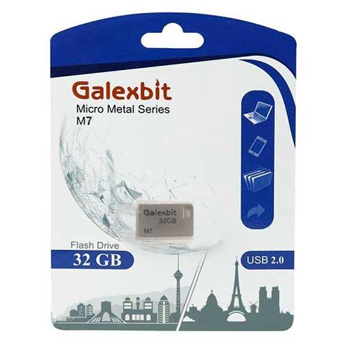 فلش 32 گیگ Galexbit مدل Micro Metal Series M7