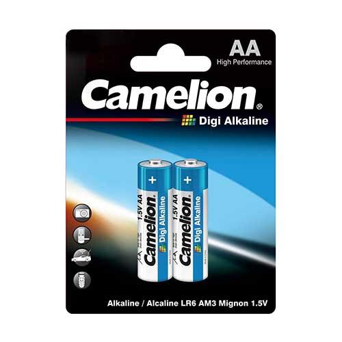 باتری قلم Digi آلکالاین Camelion مدل LR6 AM3 Mignon