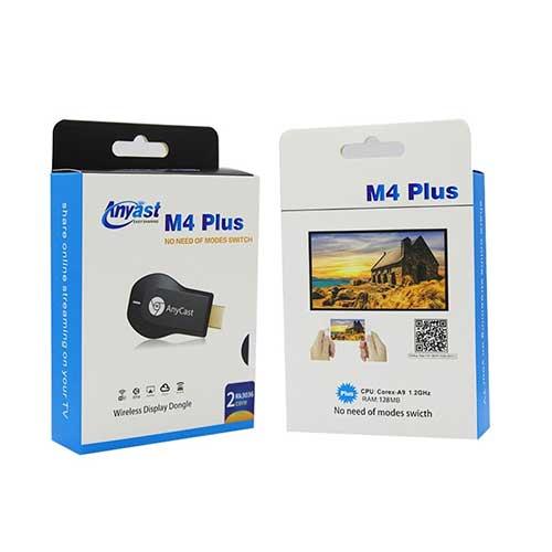 دانگل انتقال دهنده تصویر از موبایل به LCD مدل M4 PLUS